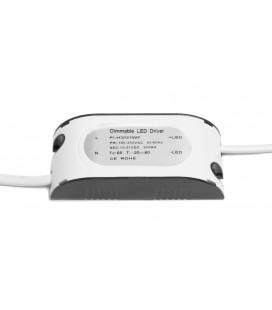 Transformateur dimmable TRIAC pour encastrable LED extra-plat 6W
