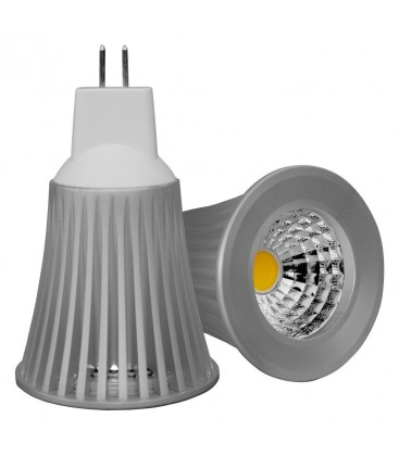 Ampoule LED MR16/GU5.3 - 7W - COB Bridgelux