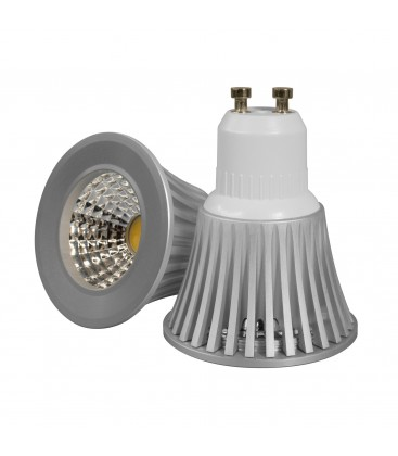 Ampoule Dimmable Gu10 5w Cob Led Bridgelux 8Pk0Onw