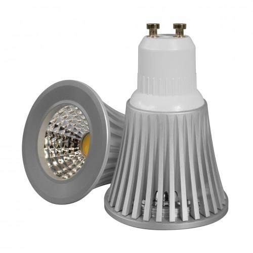 ampoule led 7w cob bridgelux gu10. Black Bedroom Furniture Sets. Home Design Ideas