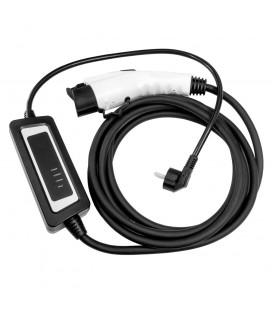 Chargeur portable pour véhicule électrique-Type 1-220V AC-13A-2,86KW-DeliTech®