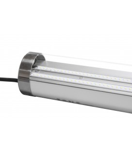 Tubulaire LED 1200mm - 40W - Transparent - IP67 - IK10 - ALTHAE - by DeliTech®