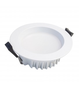 Encastrable LED 145mm - 7W - IP54 - SMD SAMSUNG - DeliTech® - Blanc Neutre