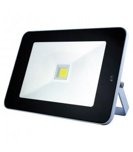 Projecteur LED Ecolife Extra-Plat 240V avec détecteur de mouvement - 50W