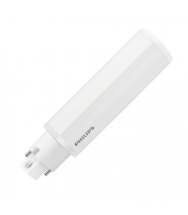 Ampoule LED G24 - Phillips - CorePro LED PLC 6.5W 2P G24d-2 - 840 Blanc Neutre