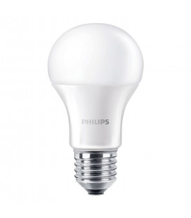 Ampoule LED E27 Philips - CorePro LEDbulb ND 13-100W A60 E27 827 - Blanc Chaud