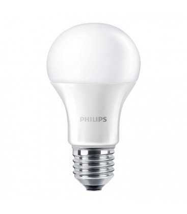 ampoule led e27 philips corepro led 12 5 100w blanc neutre. Black Bedroom Furniture Sets. Home Design Ideas