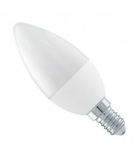 Ampoule LED - E14 - 5 W - B35 - Blanc Chaud - Ecolife Lighting®
