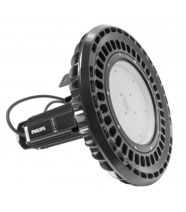 Suspension Industrielle LED-100W-Full Philips-ALTHAE-DELITECH-Usiné en France