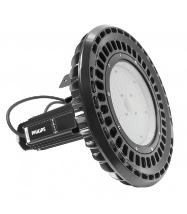 Suspension Industrielle Led - 100W - Full Philips - ALTHAE by DELITECH - Usiné en France