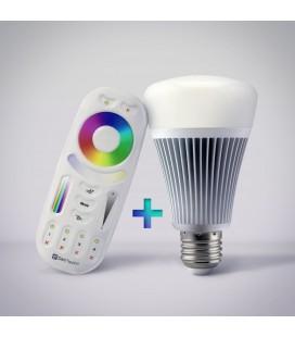 Maestro™ Kit de démarrage 1 ampoule E27 9W + télécommande radiofréquence