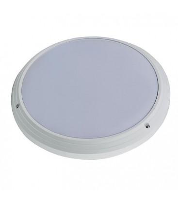 Hublot LED Rond IP65 - 12W - D270mm - 840 - Blanc Neutre