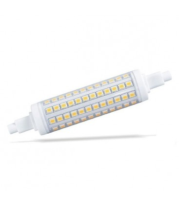 Ampoule LED R7S Crayon 360 - 840 - 10W - 118mm - Blanc Neutre