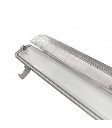 Réglette - Boitier Tube LED T8 Simple Etanche 1200mm