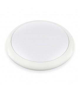 Hublot LED Rond IP65 - 18W - 320mm - NOVA by DeliTech® - Blanc Neutre
