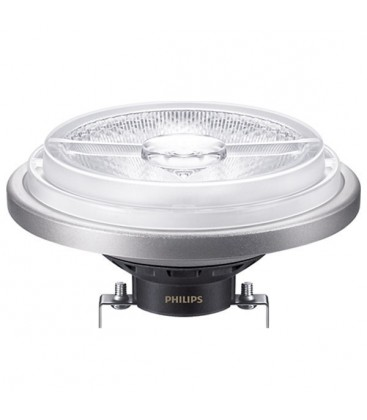 Ampoule LED AR111 - PHILIPS - MASTER LED 12V AC - Blanc Chaud 2700K