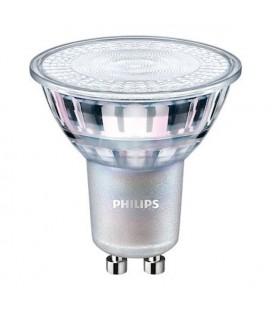 Ampoule LED GU10 - PHILIPS - MASTER 3,7-35W Dépolie - Blanc Neutre 4000K