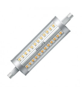 Ampoule LED R7S - PHILIPS - CorePro 118mm 14-120W - Blanc Neutre 4000K