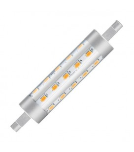 Ampoule LED R7S - PHILIPS - CorePro 118mm 6.5-60W - Blanc Chaud 3000K