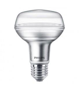 Ampoule LED E27 - PHILIPS - CorePro 4-60W R80 36D - Blanc Chaud 2700K