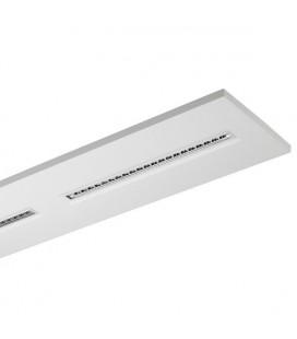 Plafonnier LED modulaire 120x30cm - 30Wmax - UGR16 - ALTHAE - by DeliTech®
