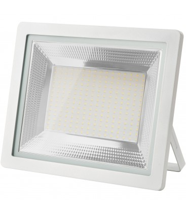 Projecteur LED - 200W - IP65 - WAVE - Ecolife Lighting® - Blanc Pur - 5000K
