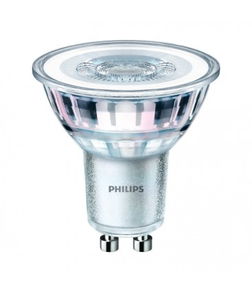Ampoule LED GU10 Philips - CorePro LED 3,5-35W 3000K 36° - Blanc Chaud