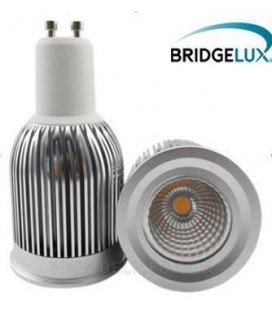 Ampoule Spot LED - GU10 - PAR16 - 7 W - COB BRIDGELUX - Ecolife Lighting®