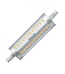 Ampoule LED R7S - Philips - CorePro LED 118mm Dimmable 14-120W - Blanc Chaud