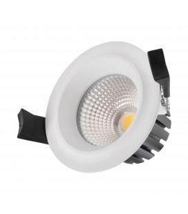 Encastrable LED 8W IP54 - COB Citizen - Blanc Neutre