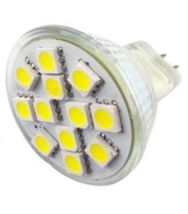 Ampoule LED MR11 12v - 1.5W SMD