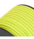 Câble textile - 1m - 2x0.75mm² - Vert Pomme