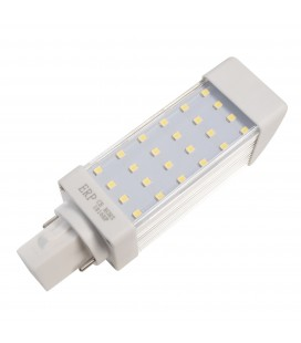 Ampoule LED G24 - 5W - 120mm - Blanc Froid - Ecolife Lighting®