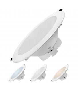 Encastrable LED 20W - Dimmable - Triple couleur de blanc - NOVA - DeliTech®