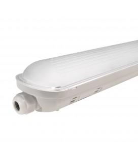 Réglette LED intégrée - Étanche IP65 - 1480mm - 55W - Blanc Pur - NOVA - DeliTech®