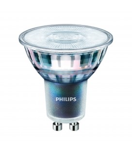 Ampoule GU10 LED Philips - MAS LED ExpertColor 3.9-35W GU10 930 36D - Blanc Chaud