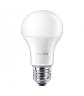 Ampoule LED E27 Philips - CorePro LEDbulb 5-40W E27 3000K Dépolie - Blanc Chaud