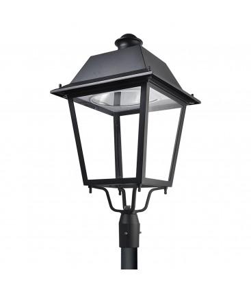 Lanterne LED RETROPOLIS T75M - Usinée en france - DeliTech®