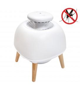 Lampe aspirante LED Piège à moustique - MosquiLED - DeliTech®