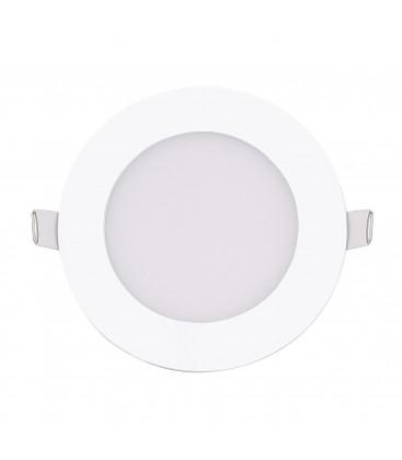Encastrable LED extra-plat - 6W - Rond - D85mm - DeliTech®