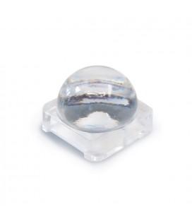 Lentille à clipper - PMMA - pour puce SMD 5050 - 45°