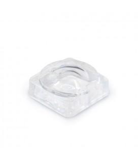 Lentille à clipper - PMMA - pour puce SMD 5050 - 140°