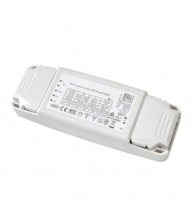 Alimentation dimmable 3 en 1 DALI / 1-10V/ Push Dim - 20W - DeliTech®