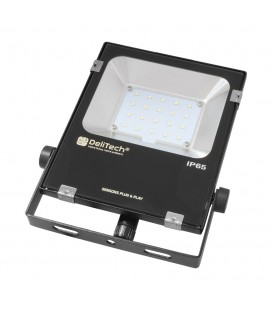 Projecteur LED NOVA Sensor Ready - 20W - IP65 - DeliTech