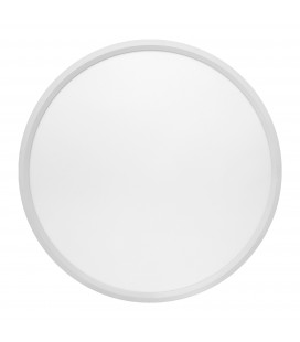 Dalle LED Ronde NOVA - D900mm - 80W - Blanc Neutre - DeliTech®