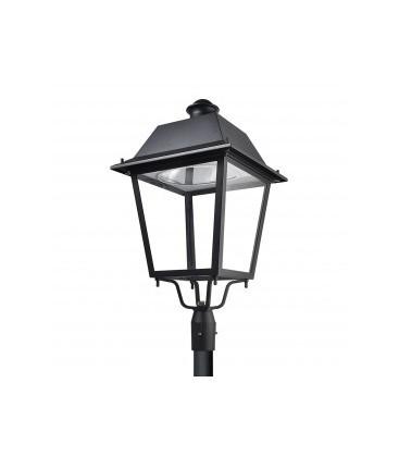 Lanterne LED 40W RETROPOLIS T75M - Usinée en france - DeliTech®