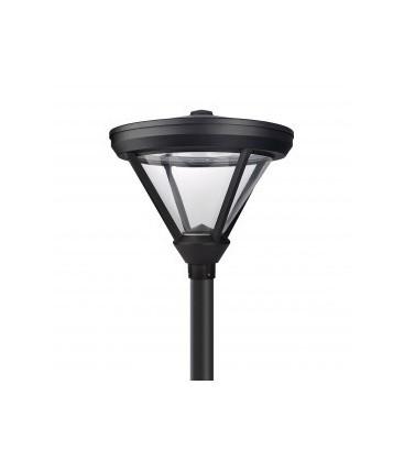 Lanterne LED 40W BOREA T01 - Usinée en france - DeliTech®