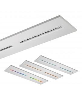 Dalle LED Modulaire MAESTRO - 120X30cm - 30Wmax @24V DC - UGR16 - Powered by PHILIPS Xitanium - Usiné en France par DeliTech