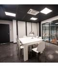 Dalle LED 40W 60x60cm - NOVA - DeliTech® Alimentation non fournie