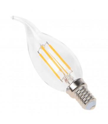 Ampoule LED - E14 - BA35 - 4W - Filament Epistar